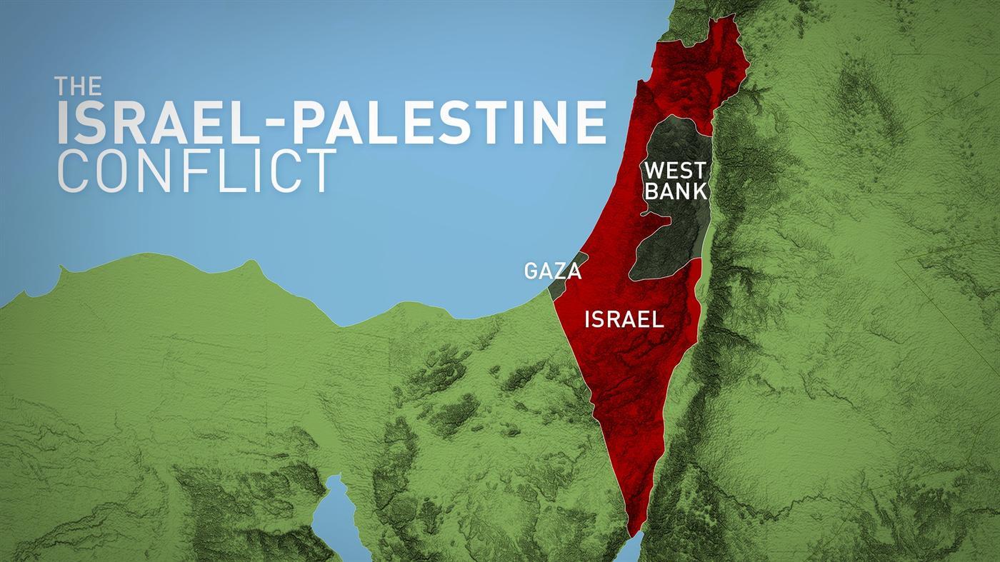 Lezing Israël Palestina Conflict