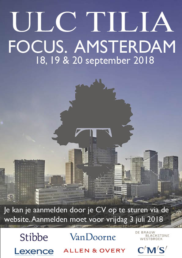 FOCUS. Amsterdam 2018