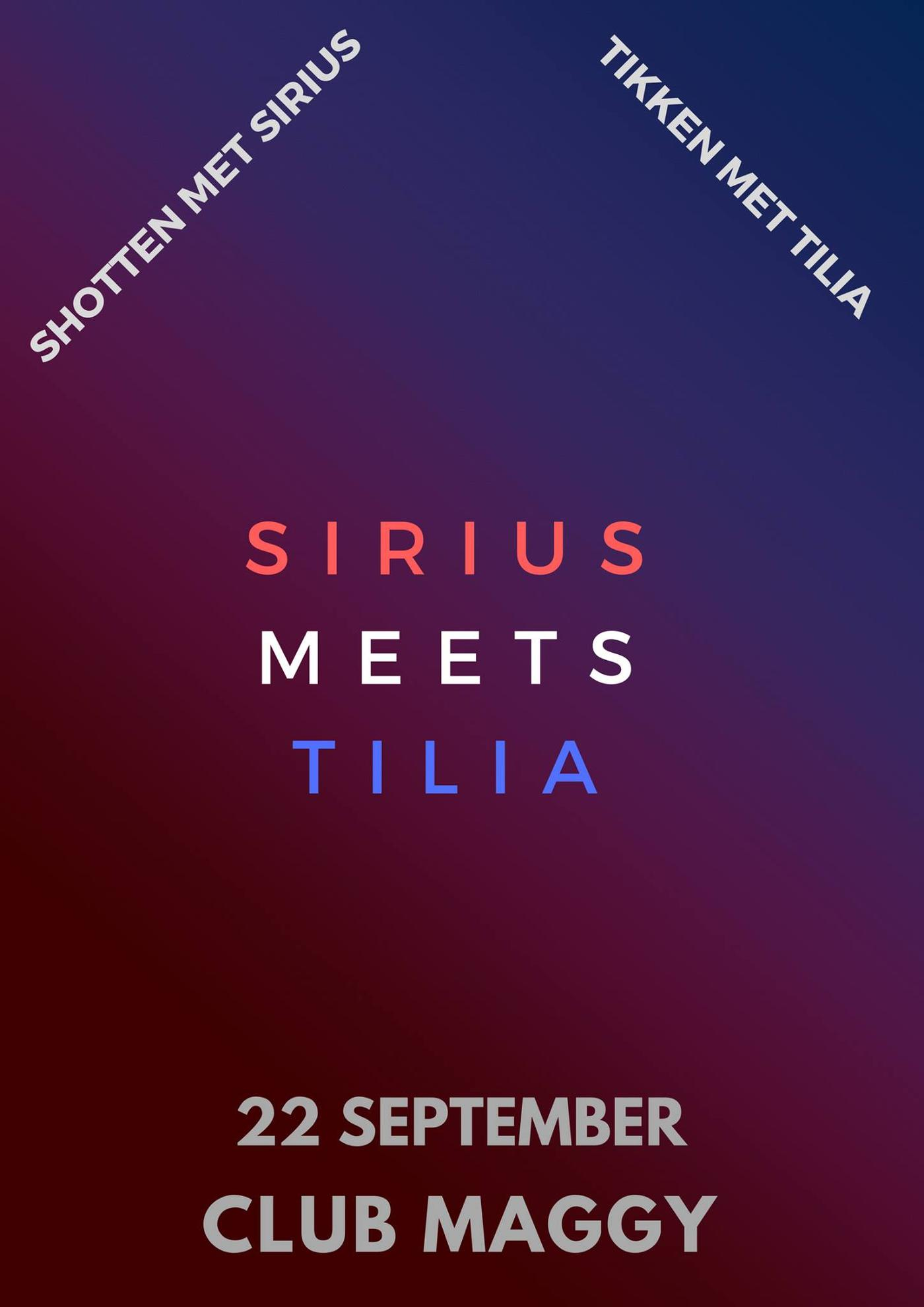 Sirius meets Tilia