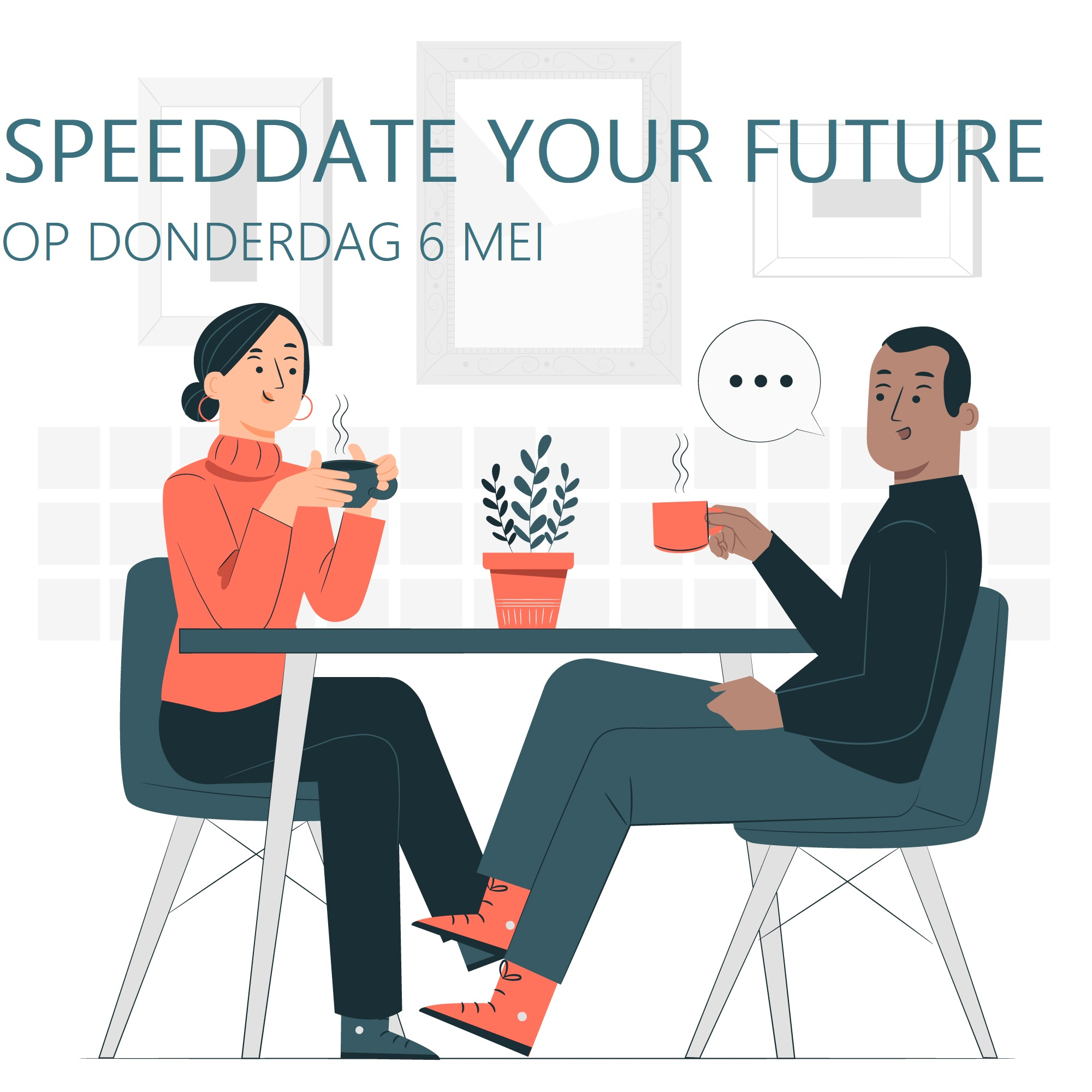 Speeddate Your Future
