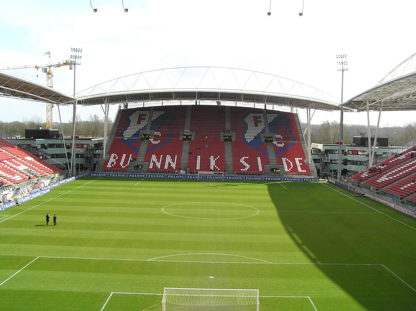 FC Utrecht - VVV