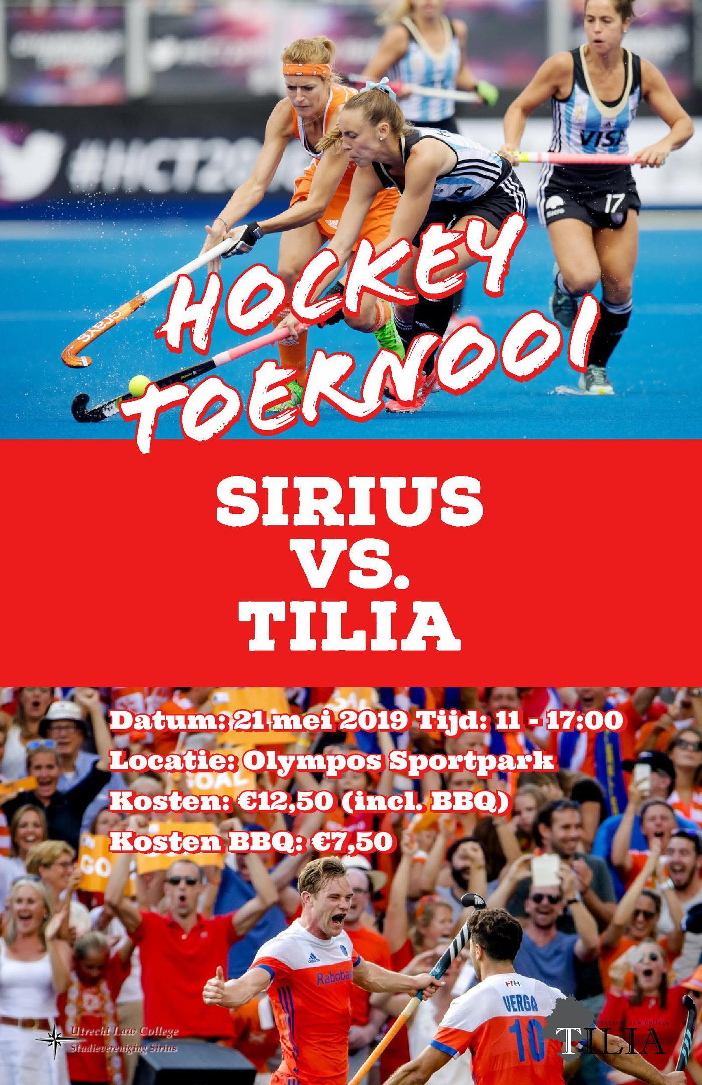 ULC Hockeytoernooi