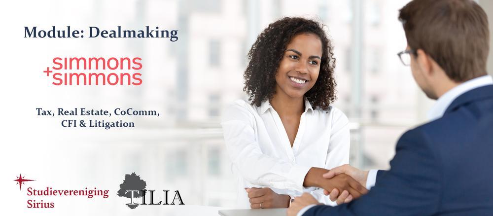 Module Simmons & Simmons: Dealmaking