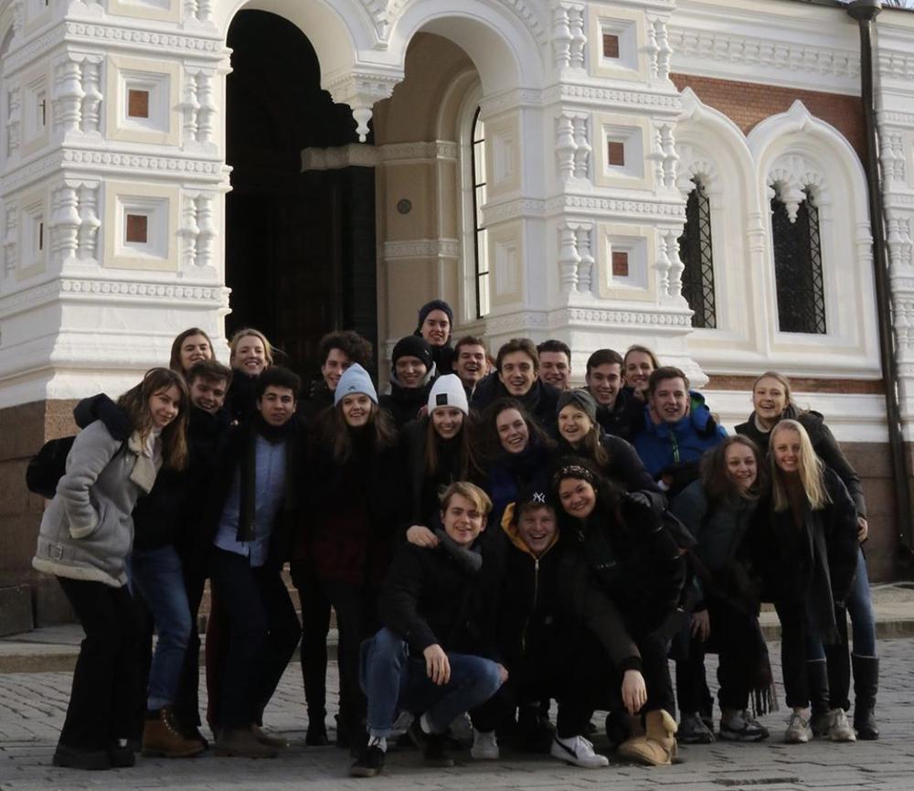 Terra Nova goes Riga & Tallinn!
